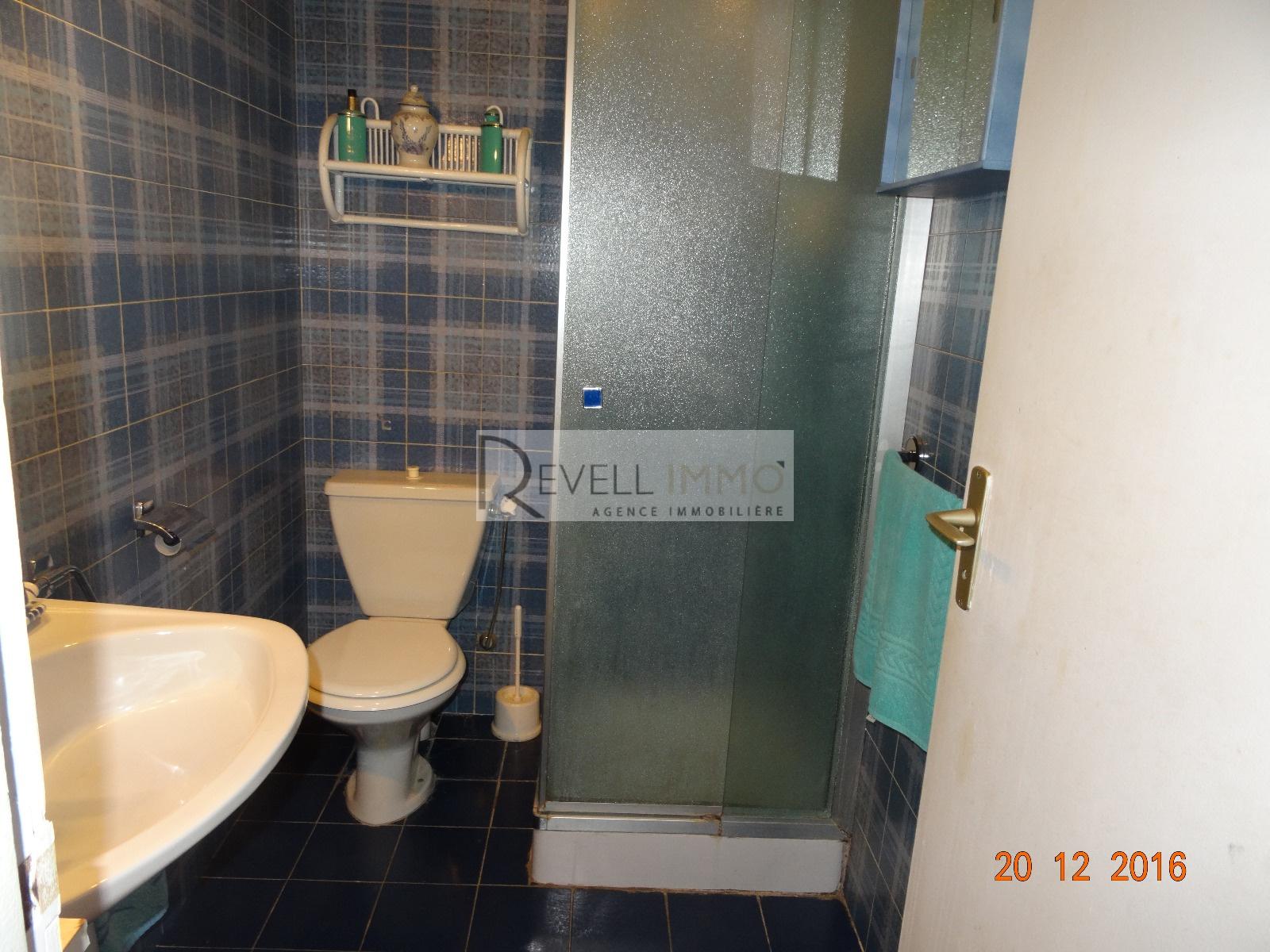 SALLE DE DOUCHE AVEC WC rdc